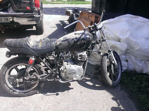 1981 YAMAHA 400 SPECIAL FOR PARTS??