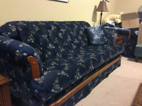 Couch and Matching Chair - Great Condition