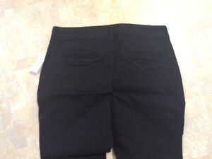Women's Old Navy black boot cut pants