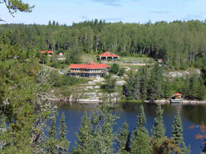 Unique Lakefront Property on Black Sturgeon Lake, Kenora, ON