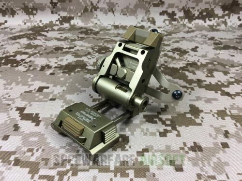 Sotac Wilcox L2G05 NVG Helmet Mount (DE) SD-L2G05-DE DEVGRU Navy SEALs ODA