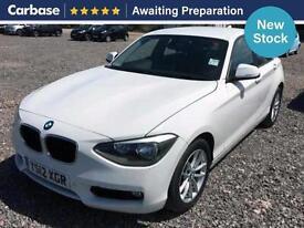 2012 BMW 1 SERIES 118d SE 5dr