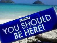 DreamTrips, VIP travel, low cost, earn travel points, work from home and get paid