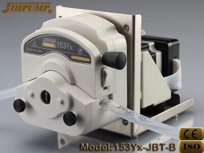 Silicon Tubing Essential Oil Liquid Peristaltic Pump Stepper Motor Easy Install