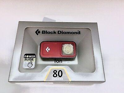 Black Diamond Ion Led Ultralight Headlamp   Red