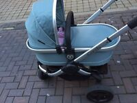 Icandy Peach jogger carrycot