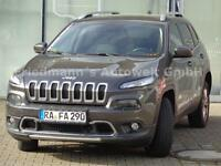 Cherokee 2.2 Multijet Limited AT/Navi/GSD