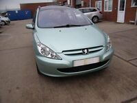 looking for offers selling my pueguot 307 moted and taxed 54 plate tex with offers