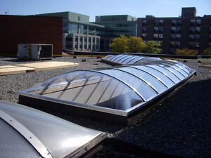 Winter Special SKYLIGHTS to clear, large quantity in stock. West Island Greater Montréal image 3