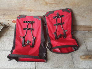 Axiom panniers - rarely used.