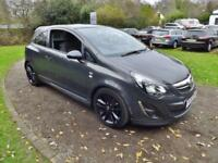 Vauxhall Corsa 1.2 Limited Edition 3dr PETROL MANUAL 2014/63
