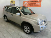 2009 Nissan X-Trail 2.0 d ***BUY FOR ONLY 36 PER WEEK***