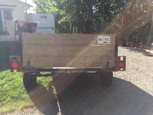 4x9 foot utility trailer