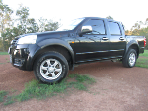 Great wall V200 4x4 2012 turbo diesel dual cab ute