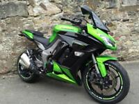 2012 Kawasaki Z1000SX GCF