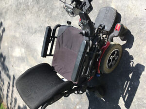 Electric chair, scooter , wheelchair