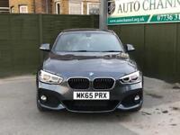2015 BMW 1 Series 2.0 120d M Sport Sports Hatch (s/s) 5dr