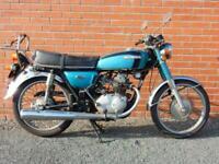Honda CB125 123cc 1973