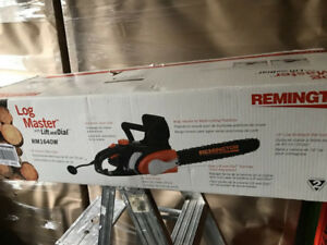 Remington Chainsaw (RM 1640W) - never used + bar/chain oil