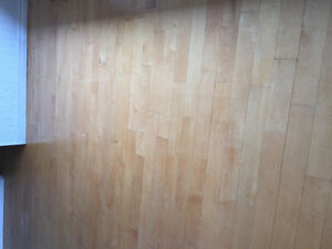 Pre-Owned Hardwood Floor For Sale