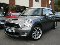 2007 57-Reg Mini Clubman Cooper S Chilli pack,MASSIVE SPEC,PANORAMIC ROOF!!