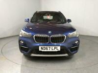 2018 BMW X1 sDrive 18i SE 5dr ESTATE Petrol Manual