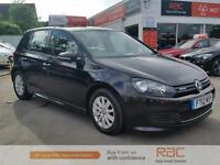 VOLKSWAGEN GOLF S TDI BLUEMOTION, Black, Manual, Diesel, 2012