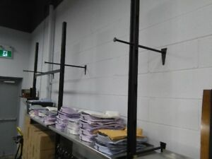 shelving and hanging system