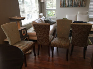4 pier 1 chairs $200 for all 4.