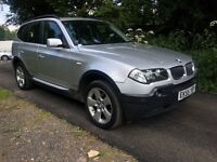 2005 BMW X3 2.0 TURBO DIESEL 6 SPEED MANUAL