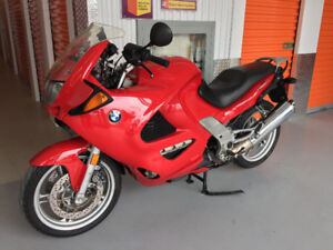1998 BMW K1200RS Red Sports Touring ABS Inline 4