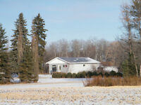 Bungalow on 10 acres RM Pleasantdale