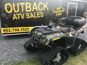2008 CAN AM 800 OUTLANDER XT ( 50.00 )