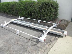Pipe Rack Support a tuyaux et étagères pour camion
