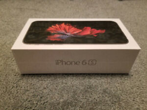 ★FACTORY UNLOCKED★BRAND NEW★ APPLE IPHONE 6S 32GB BLACK SPACE  ★