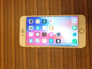 iPhone 6S Plus 16GB Gold Unlocked Like New $350