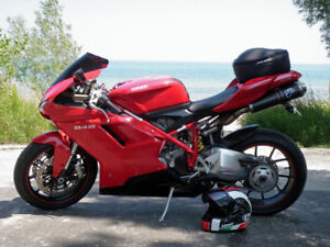 Ducati Performance Tail Pack with Seat