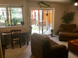 Langford-great location fully furnished basement suite