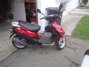scooter adly s fox