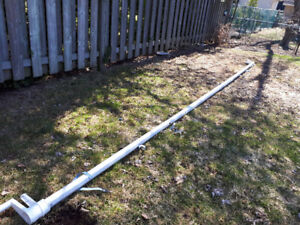 Pool solar blanket roller