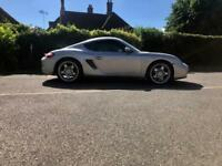 2008 Porsche Cayman 2.7 sat nav OVER £5K FACTORY EXTRAS FITTED 2 door Coupe