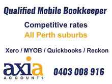 Perth Mobile Bookkeeper - All Suburbs WA Perth Region Preview
