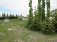 Nice Lot in Small Community