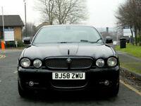 2008 58 Jaguar XJ Series 2.7TDVi auto XJ Sovereign LWB WITH FSH+MEGA SPEC+++