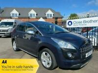 2011 Peugeot 3008 HDI EXCLUSIVE Auto Hatchback Diesel Automatic