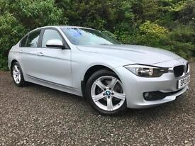 *12 MTHS WARRANTY*ONLY 11,000 MILES*2013(13)BMW 316 SE 4 DR SALOON IMMACULATE*