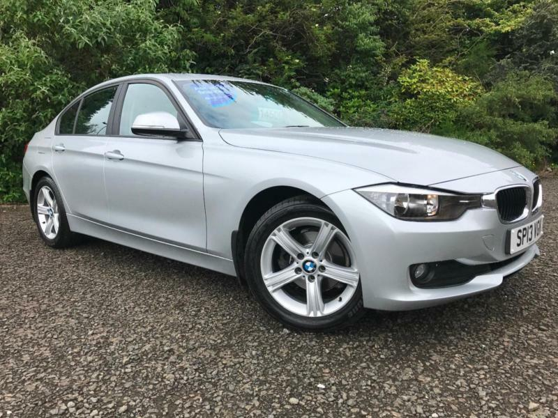 *12 MTHS WARRANTY*ONLY 8,000 MILES*2013(13)BMW 316 SE 4 DR SALOON IMMACULATE*