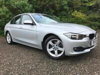 *24 MTHS WARRANTY*ONLY 7,000 MILES*2013(13)BMW 316 SE 4 DR SALOON IMMACULATE*