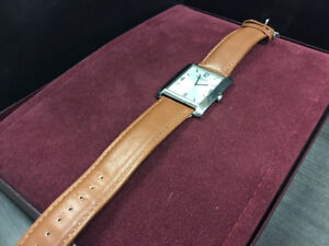 Kenneth Cole Men's KC7008M Reaction Brown Leather Strap Watch
