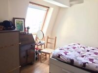 Spacious double room to sublet 10 Nov - 17 Jan